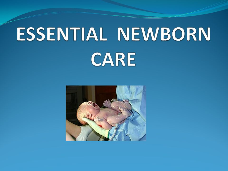 Newborn babies struggle a lot when they are adapting to the new environment.