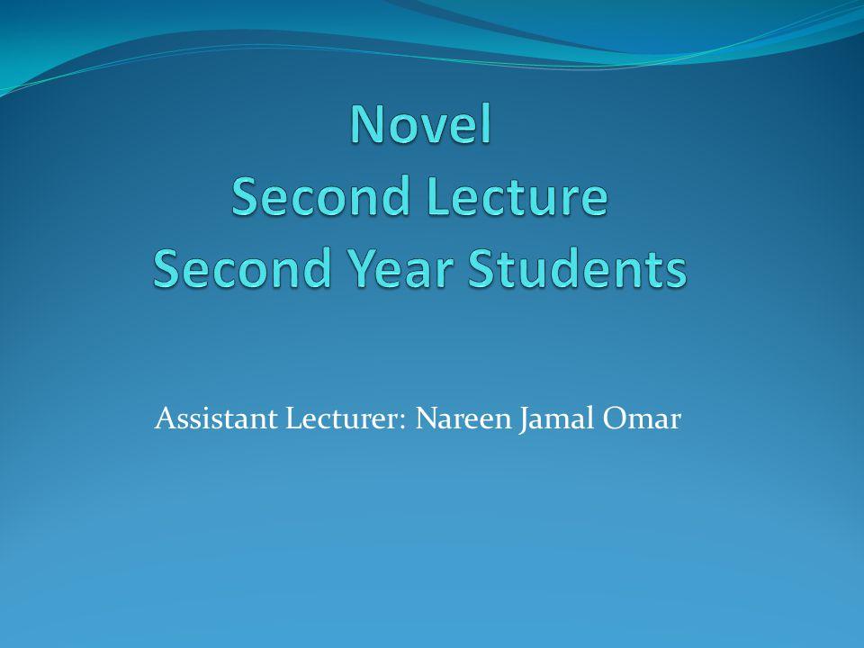Assistant Lecturer: Nareen Jamal Omar