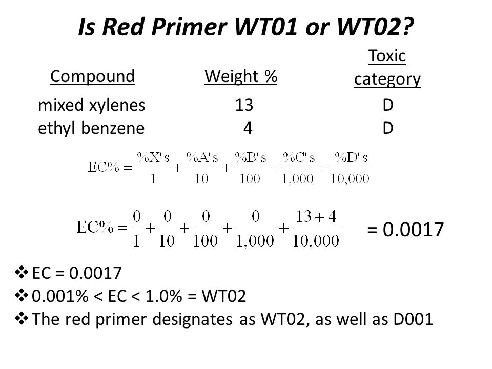 Is Red Primer WT01 or WT02.