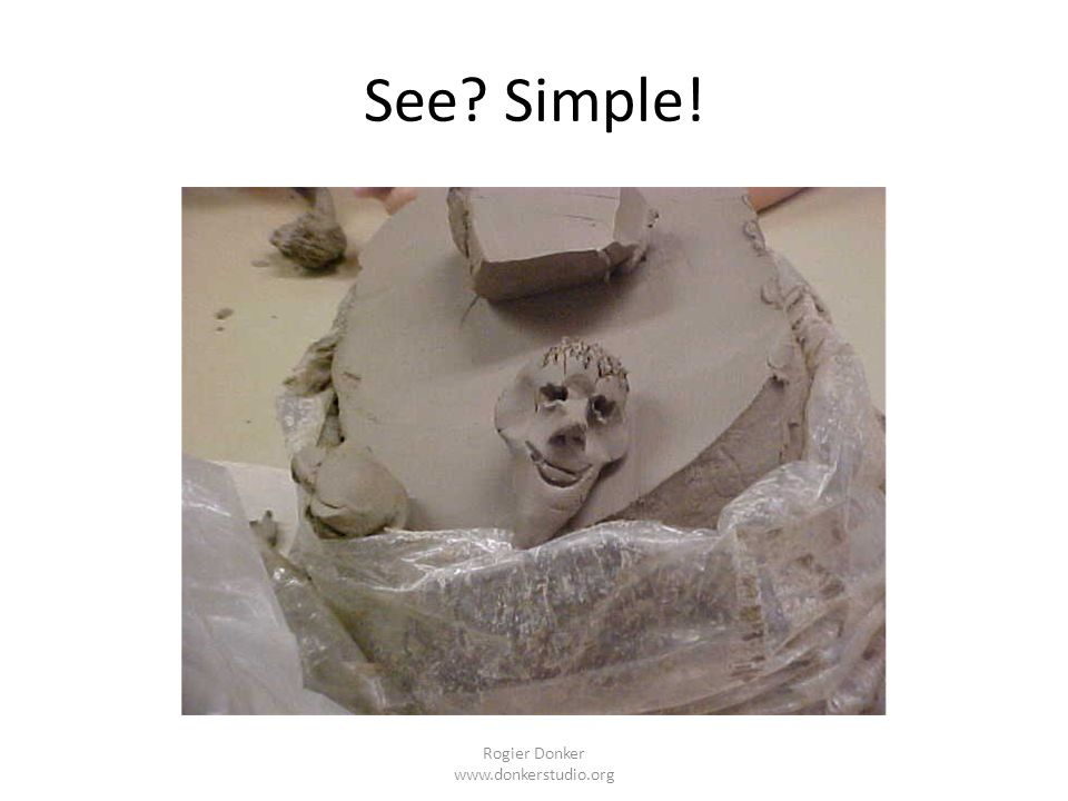See Simple! Rogier Donker www.donkerstudio.org