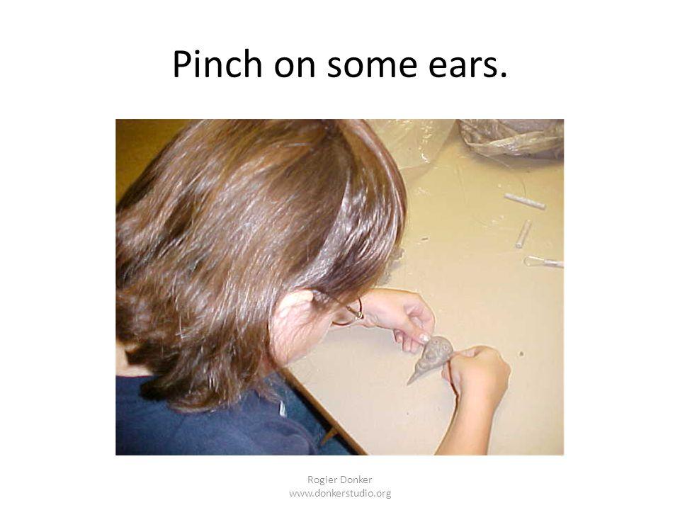 Pinch on some ears. Rogier Donker www.donkerstudio.org