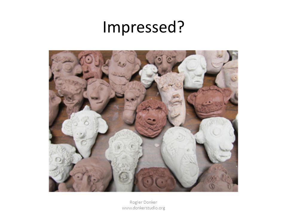 Impressed Rogier Donker www.donkerstudio.org