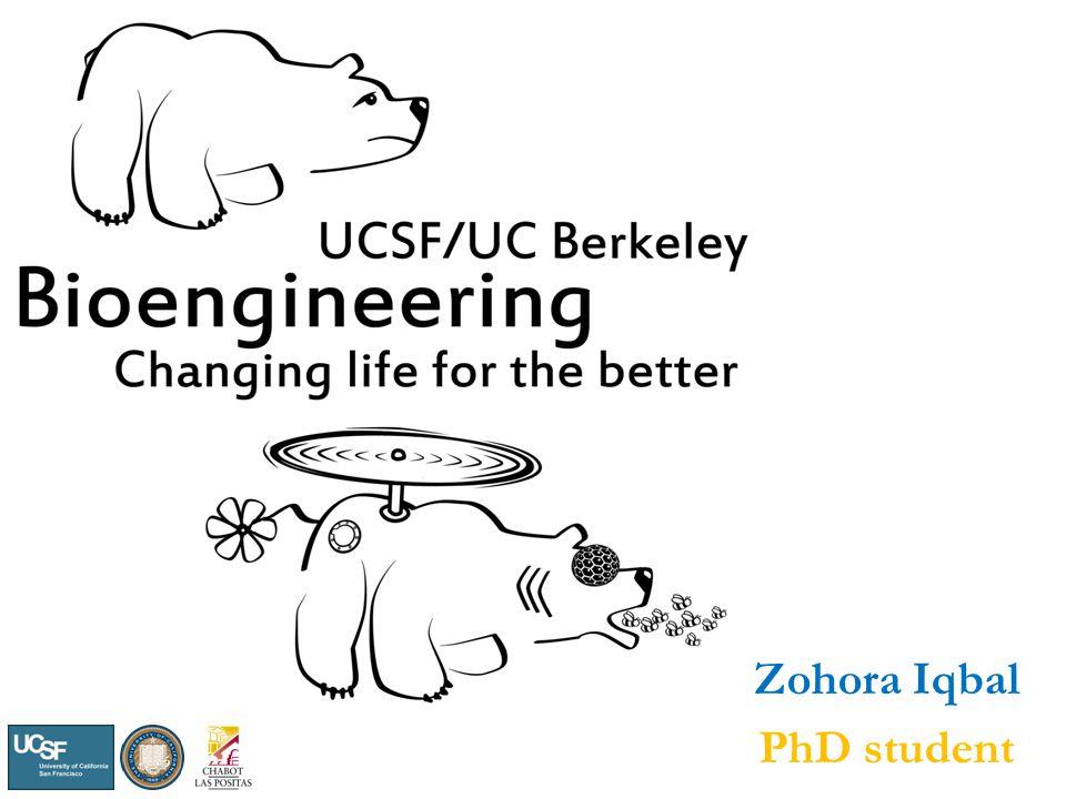 Zohora Iqbal PhD student