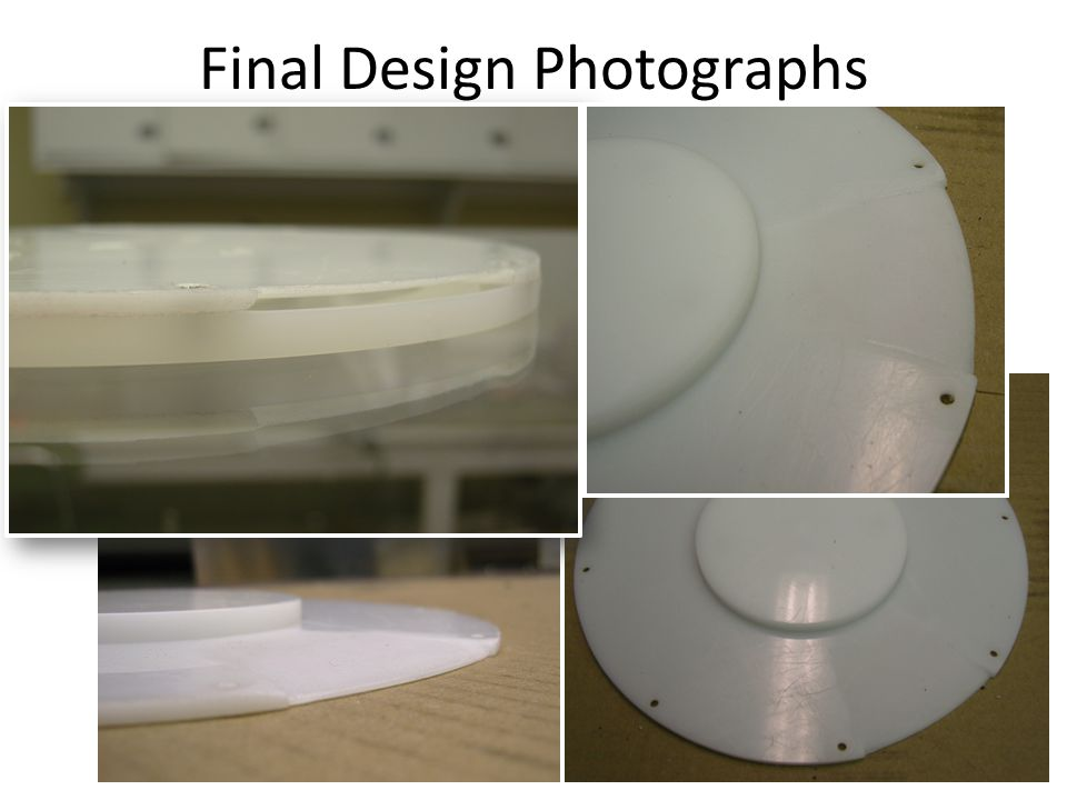 Final Design Photographs