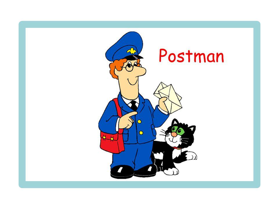 neck Postman