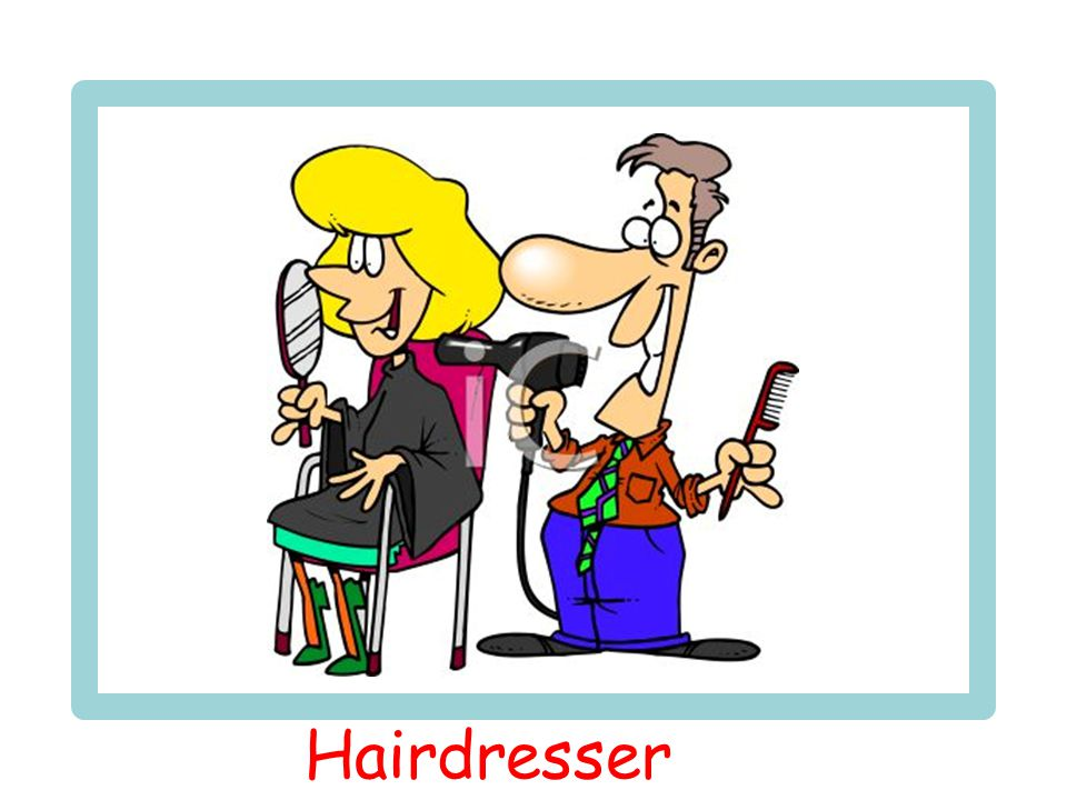 neck Hairdresser