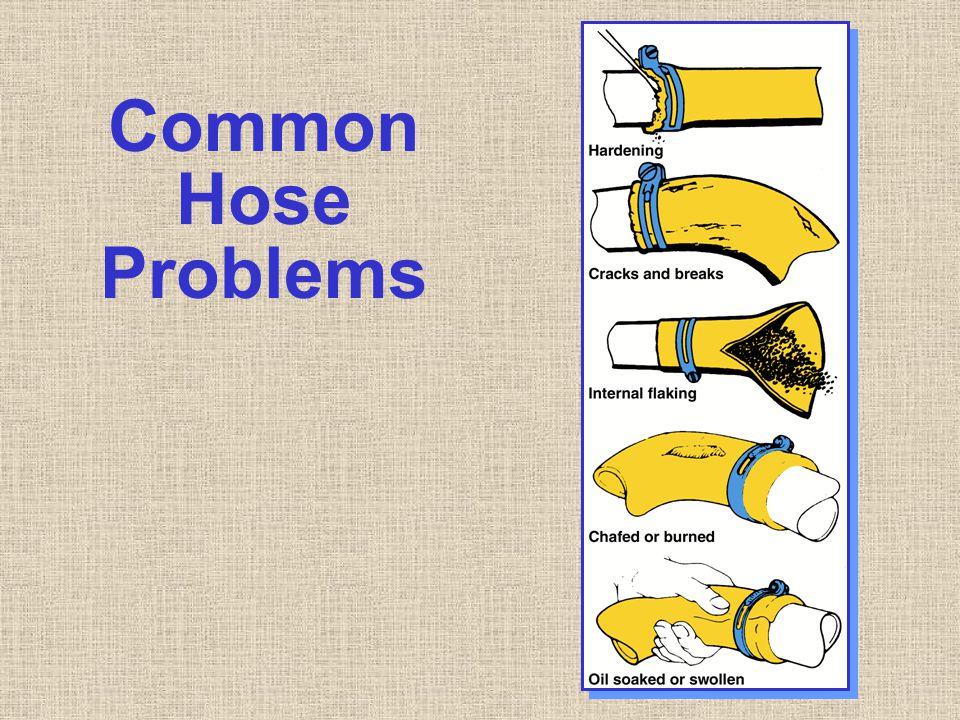 Common Hose Problems