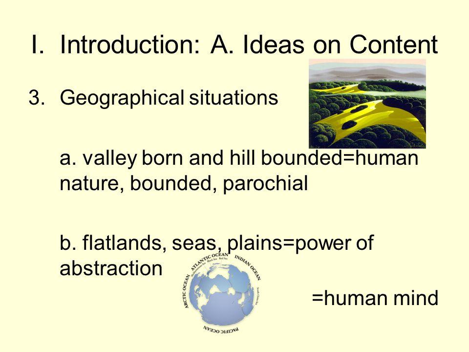 I.Introduction—A. Ideas 4.Bastion's Theory a. Folk ideas b.