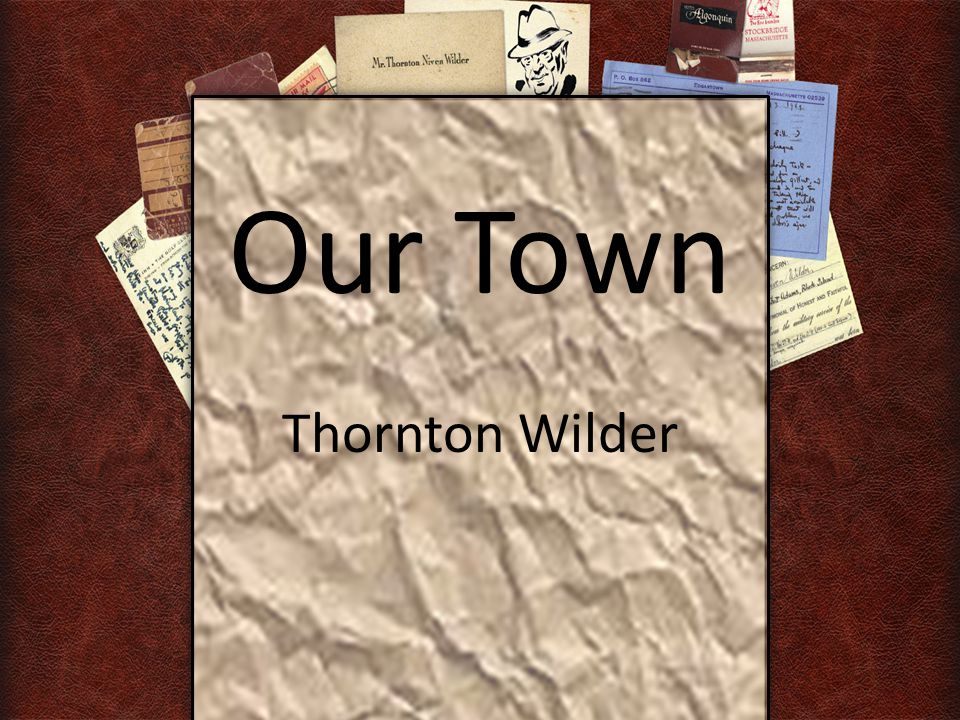 Town Definition: The inhabitants of a city or town. OR A people with common interests living in a certain area.