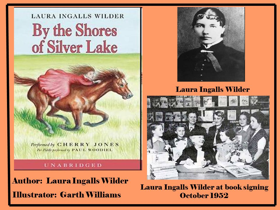 More Books by Laura Ingalls Wilder