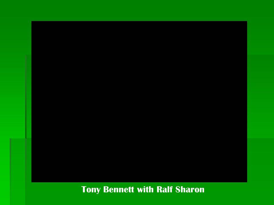 Tony Bennett with Ralf Sharon