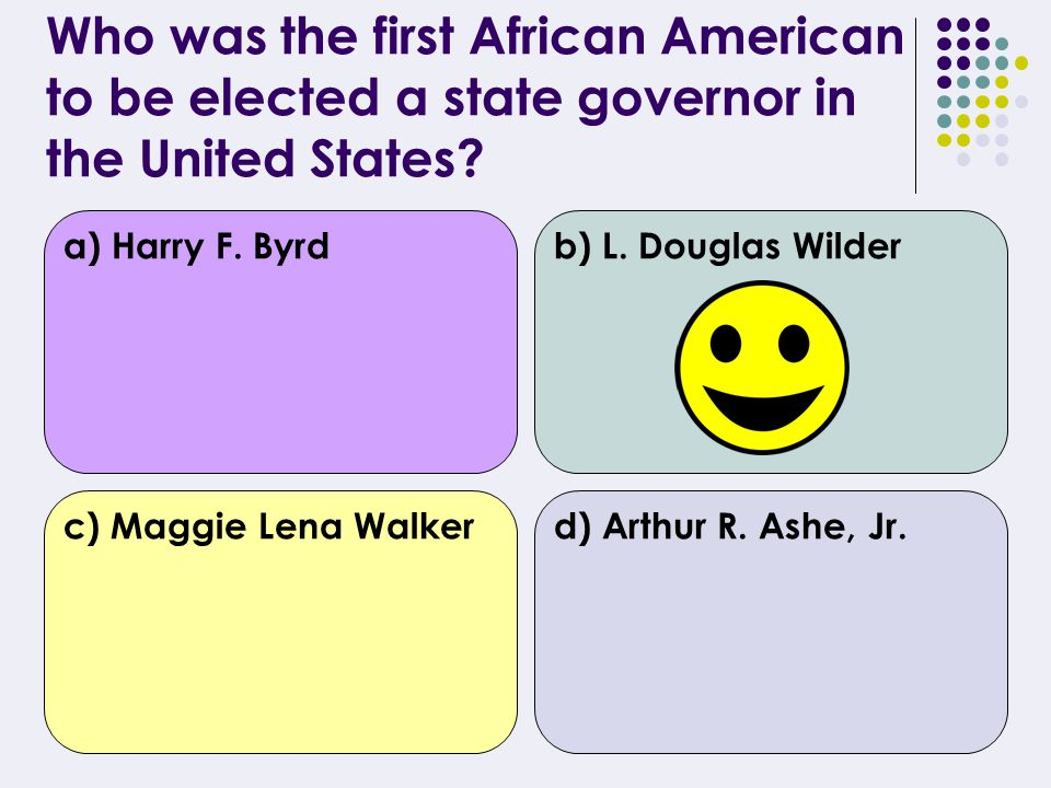 Who was the first African American winner of a major men's tennis singles championship.