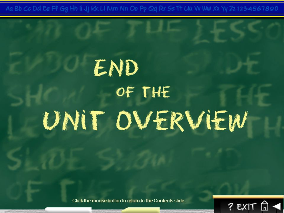 45 To develop an understanding of when and how present tense and past tense verb forms should be used  Lesson 5-1 Click the mouse button or press the Space Bar to display the information.