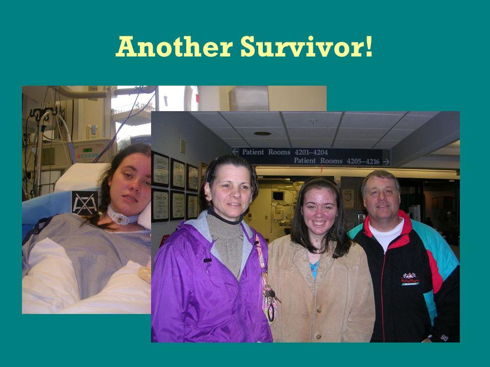 Another Survivor!
