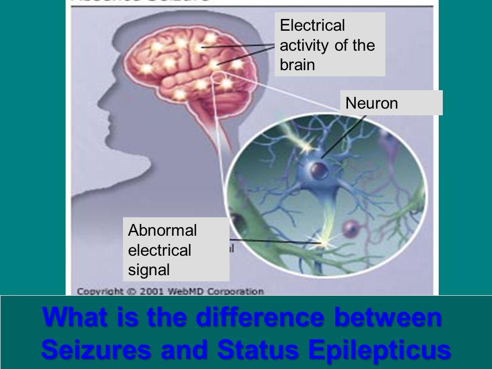 What is seizure.