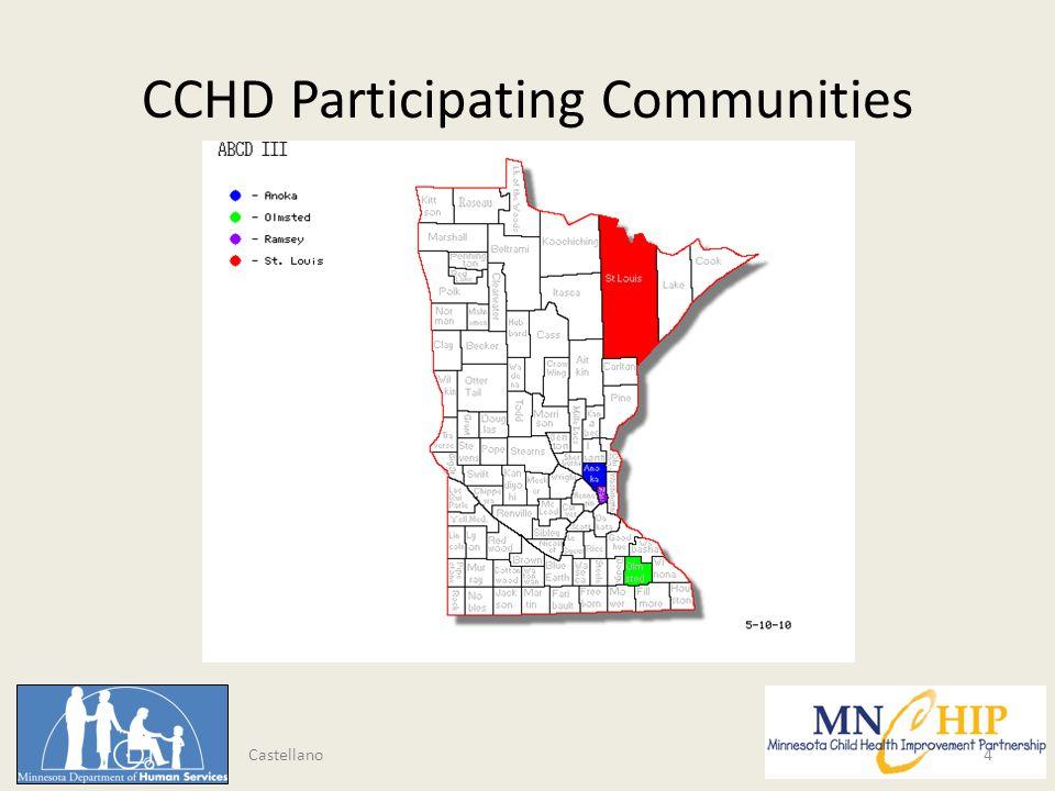 CCHD Participating Communities 4 Castellano