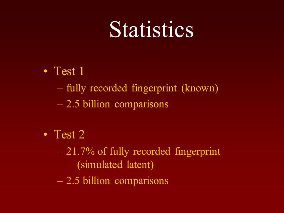 Statistics Lockheed Martin Corp., under the direction of the FBI, conducted a 50K vs.