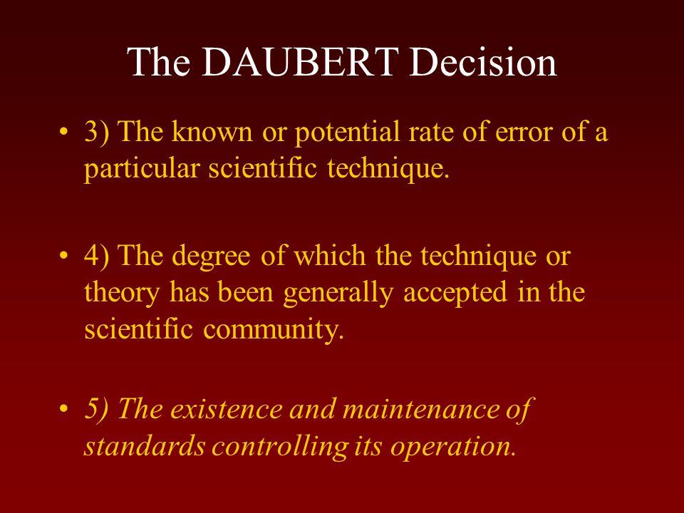 What's next.Daubert Hearings –Las Cruces, NM; Monday, August 12, 2002 –Ft.