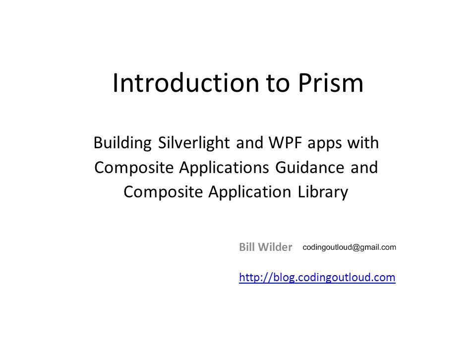 Port SaveAsPodcast to Prism M-V-VM Modules Eventing Event Filtering