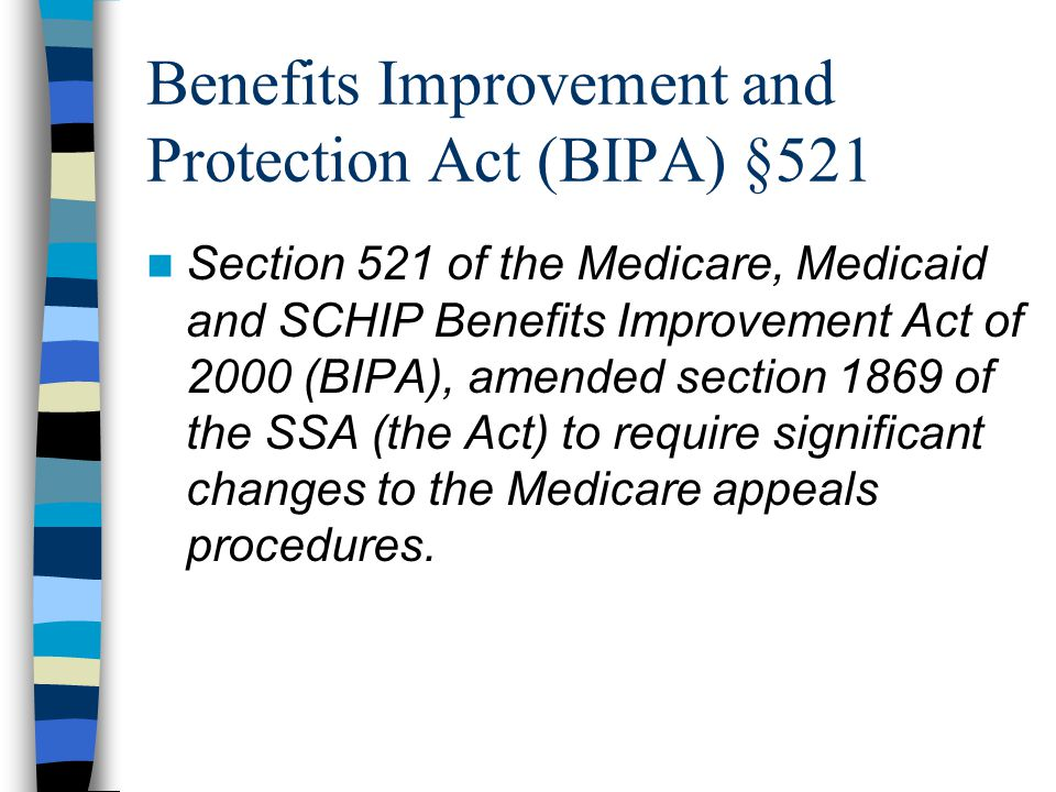 Coverage of Provider Services (continued) Do not bill the beneficiary for any disputed services until the expedited determination process (and reconsideration process, if applicable) has been completed.