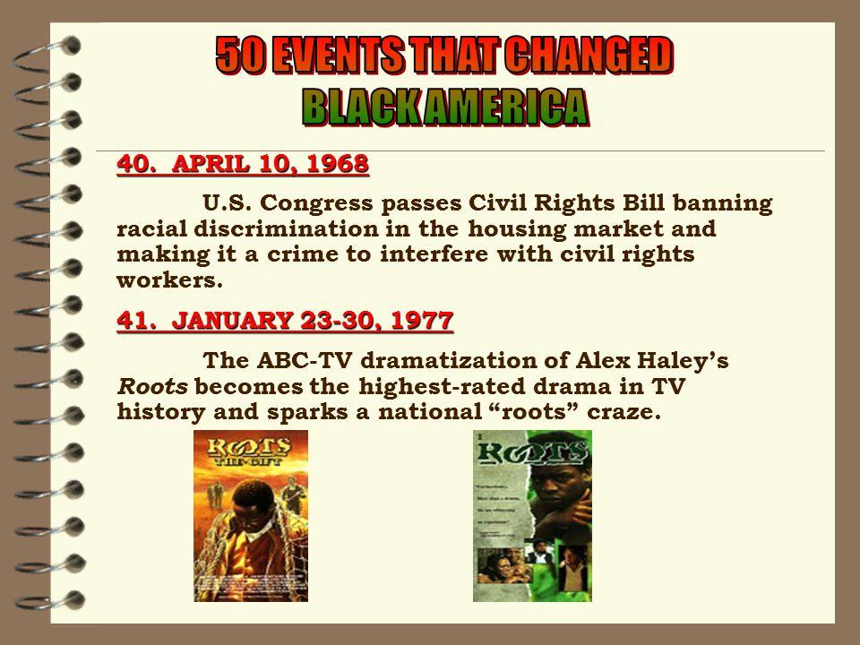 40.APRIL 10, 1968 U.S.