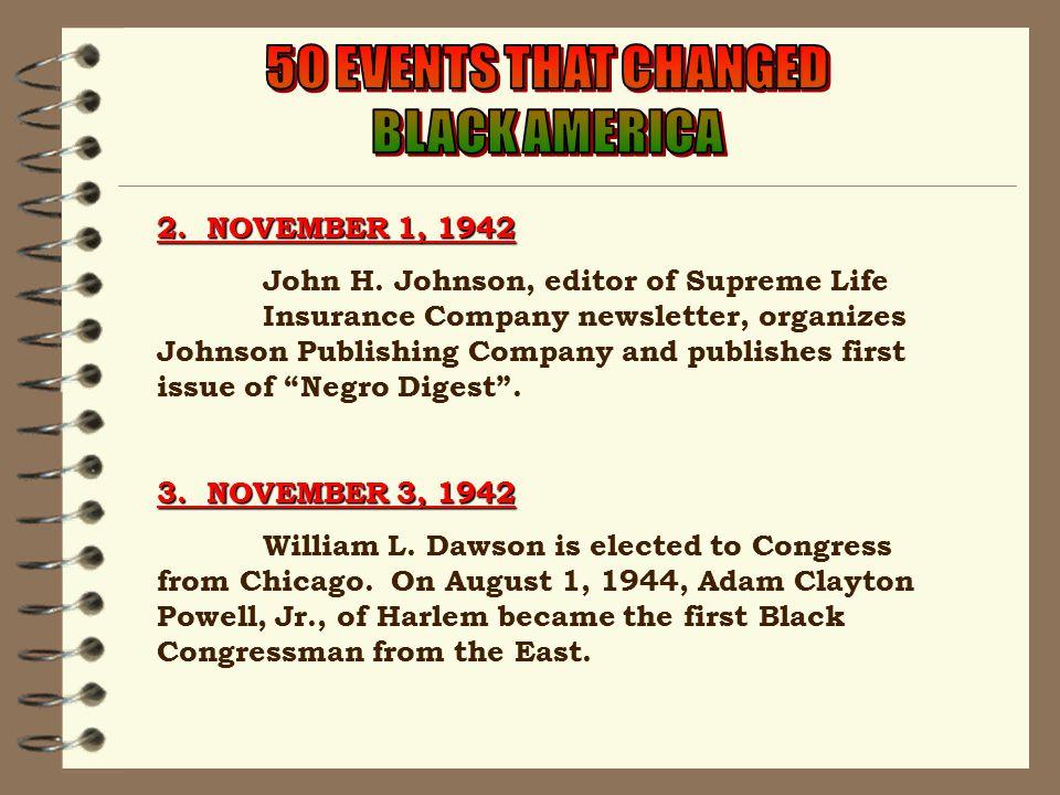 2.NOVEMBER 1, 1942 John H.