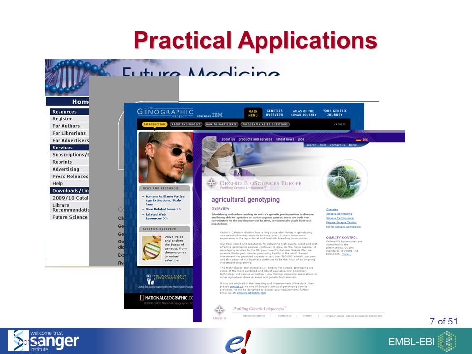 7 of 51 7 of 25 Practical Applications