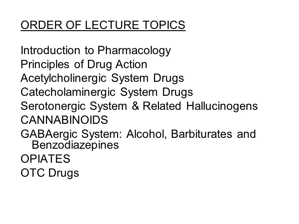 7) Excretion Drugs can be excreted in urine, feces, expired air, sweat, and the milk of a nursing mother.