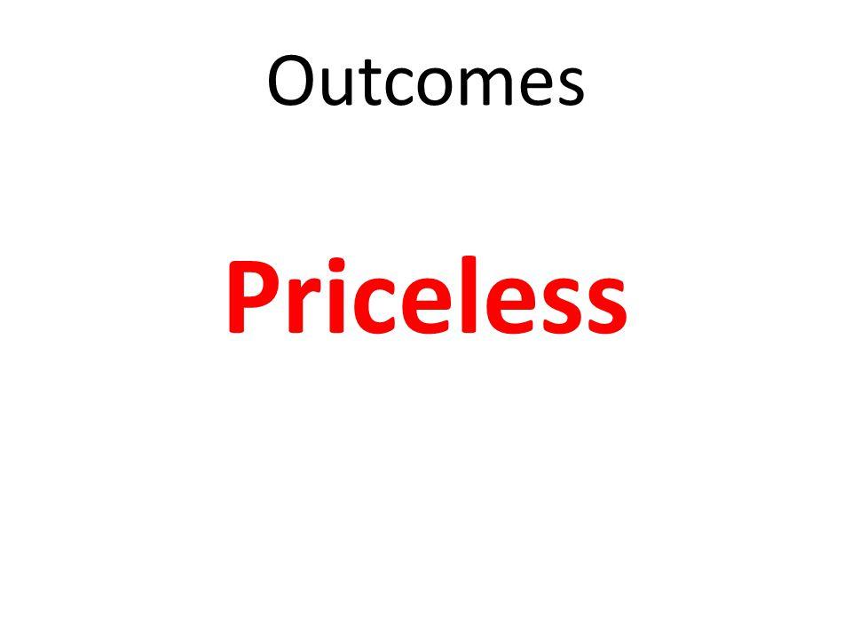 Outcomes Priceless