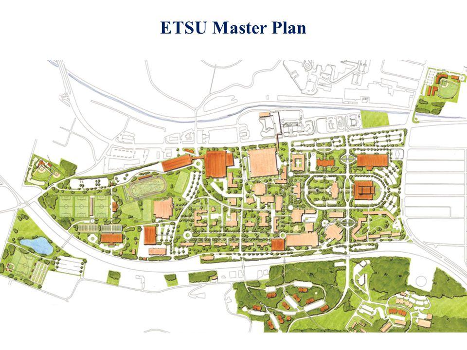 ETU Fine Arts Facility ETSU Master Plan