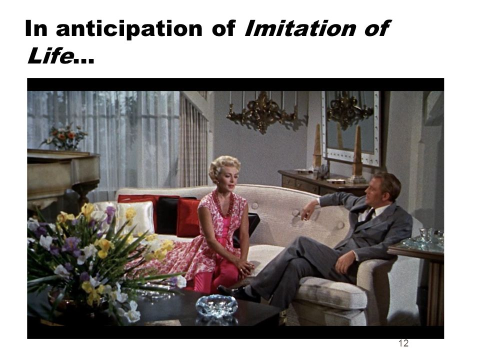 In anticipation of Imitation of Life… 12