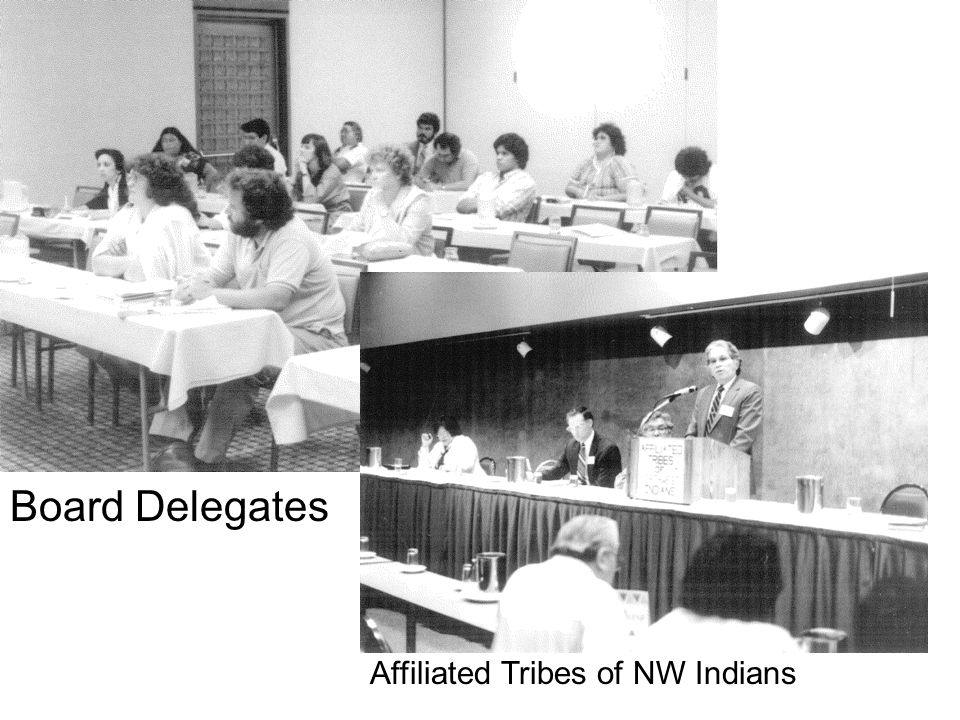 Board Delegates Affiliated Tribes of NW Indians
