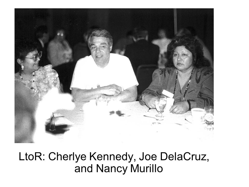 LtoR: Cherlye Kennedy, Joe DelaCruz, and Nancy Murillo