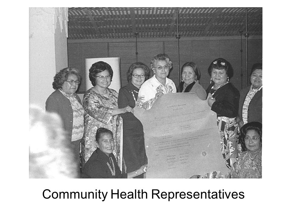 Community Health Representatives