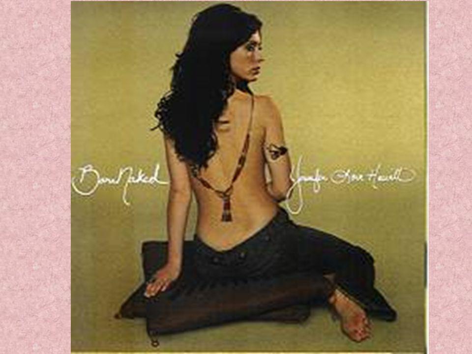 ANSWER # 9 FROM THE 2002 ALBUM TITLED BARENAKED JENNIFER LOVE HEWITT