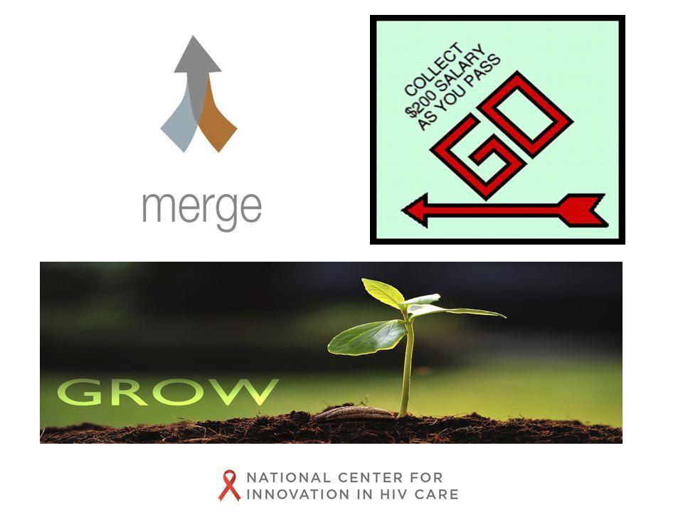 Merge, go, grow