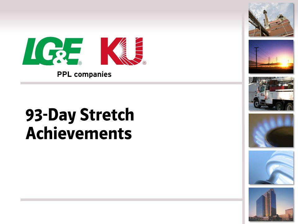 93-Day Stretch Achievements