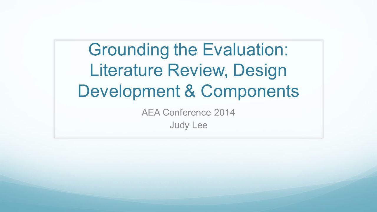 Recap: To measure collaboration… 1)Review literature, program documents, meeting minutes, logic model ask questions.