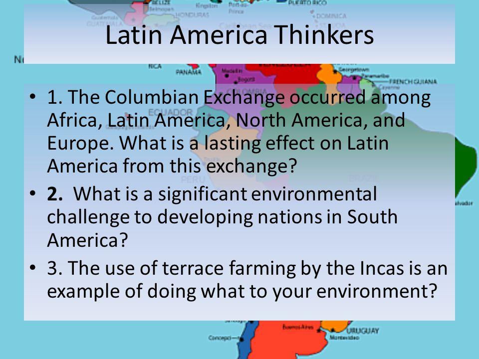 Latin America Thinkers 1.