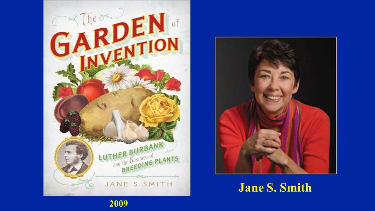 Jane S. Smith 2009