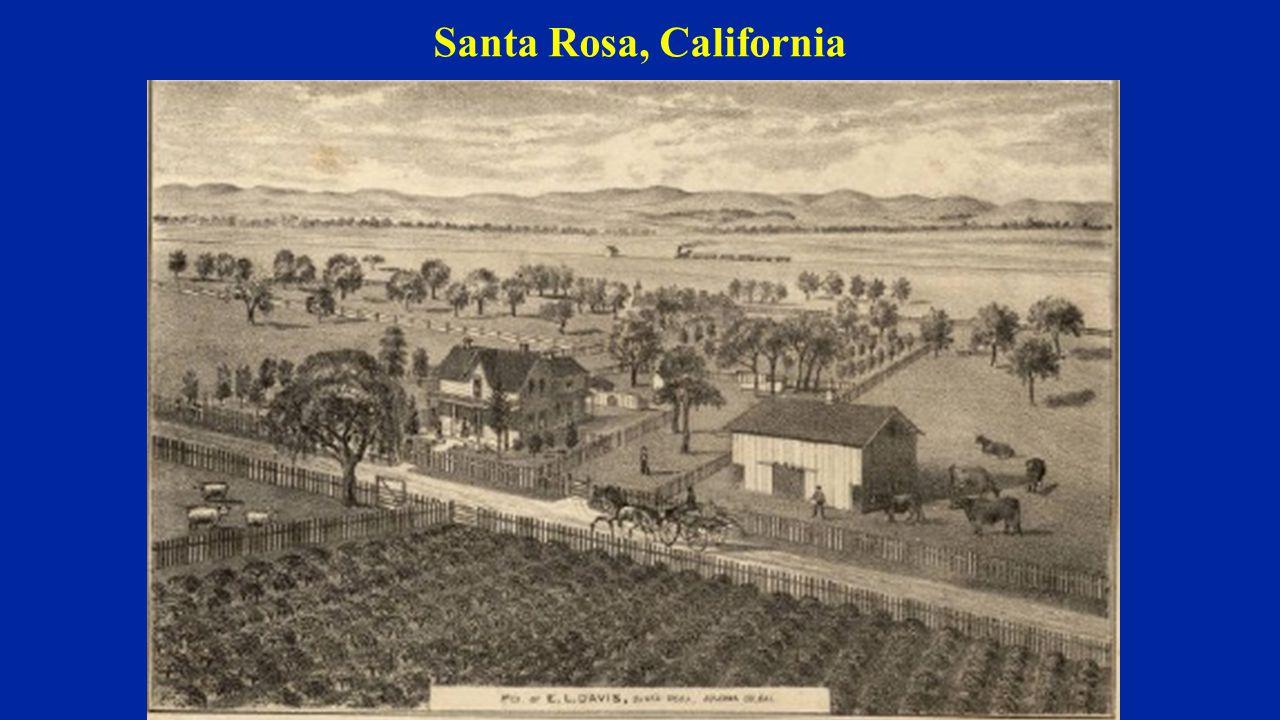 Santa Rosa, California