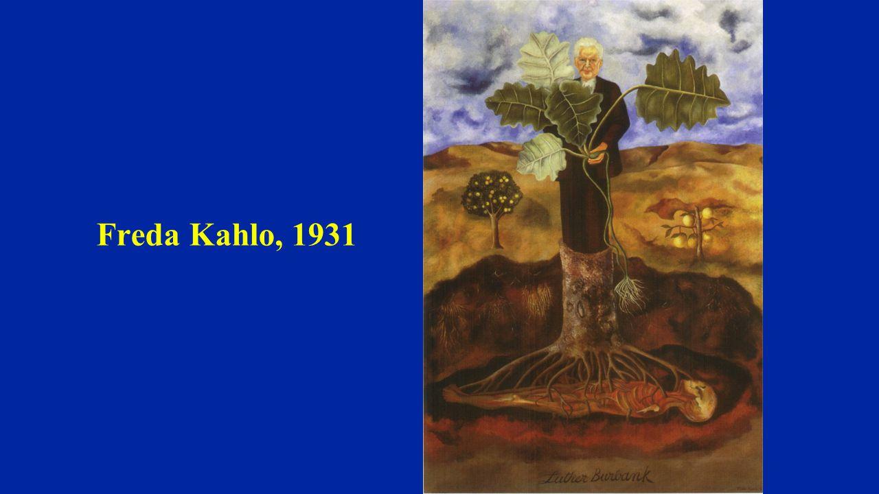 Freda Kahlo, 1931