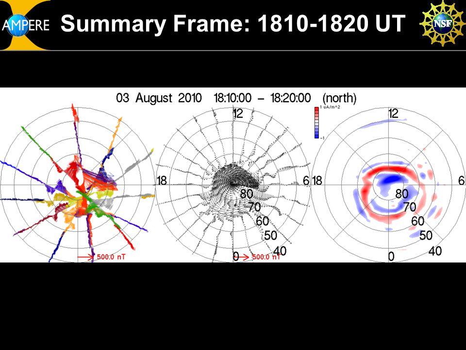 Summary Frame: 1810-1820 UT