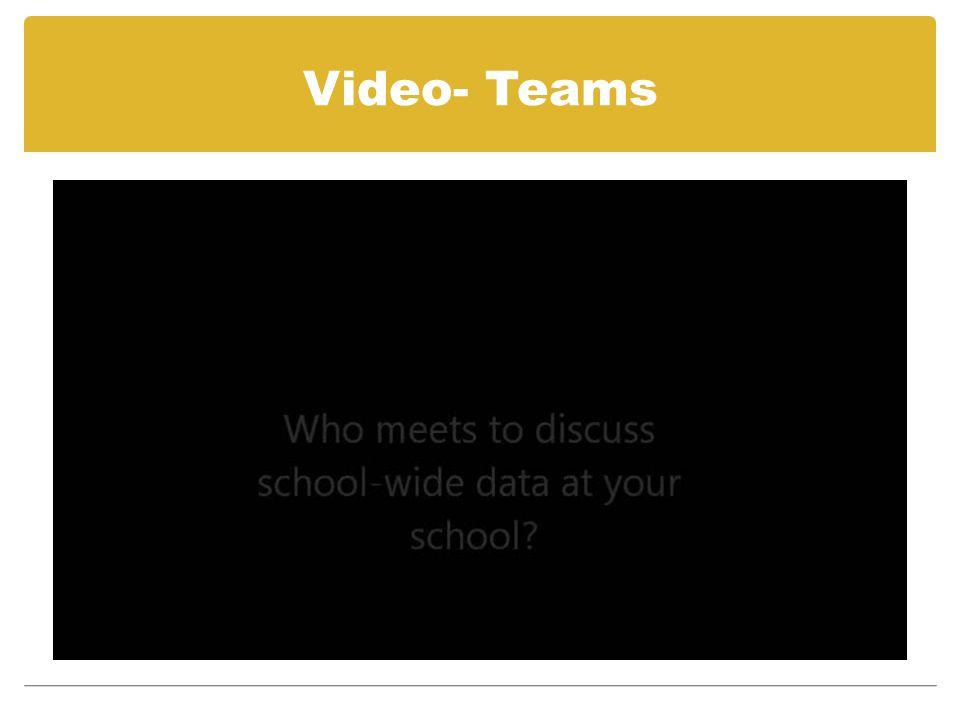 Video- Teams