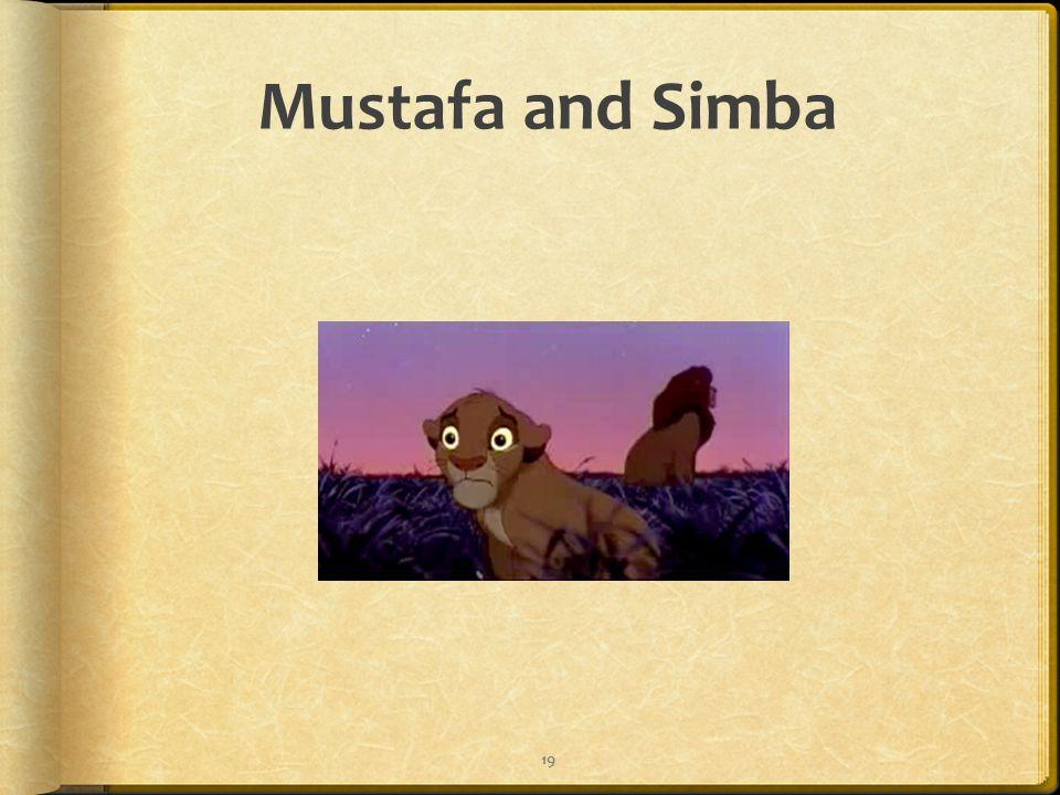Mustafa and Simba 19
