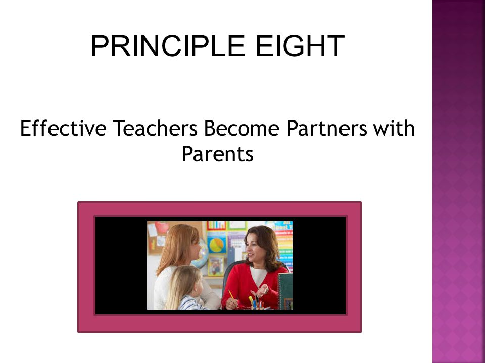 PRINCIPLE SEVEN Teachers Link Instruction and Assessment To determine students reading levels.