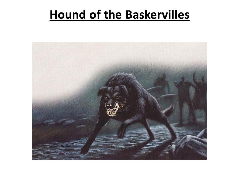 Chapter 6 Baskerville Hall Natural v Supernatural Description of setting Watson's character Effect of Baskerville Hall on characters (Watson)