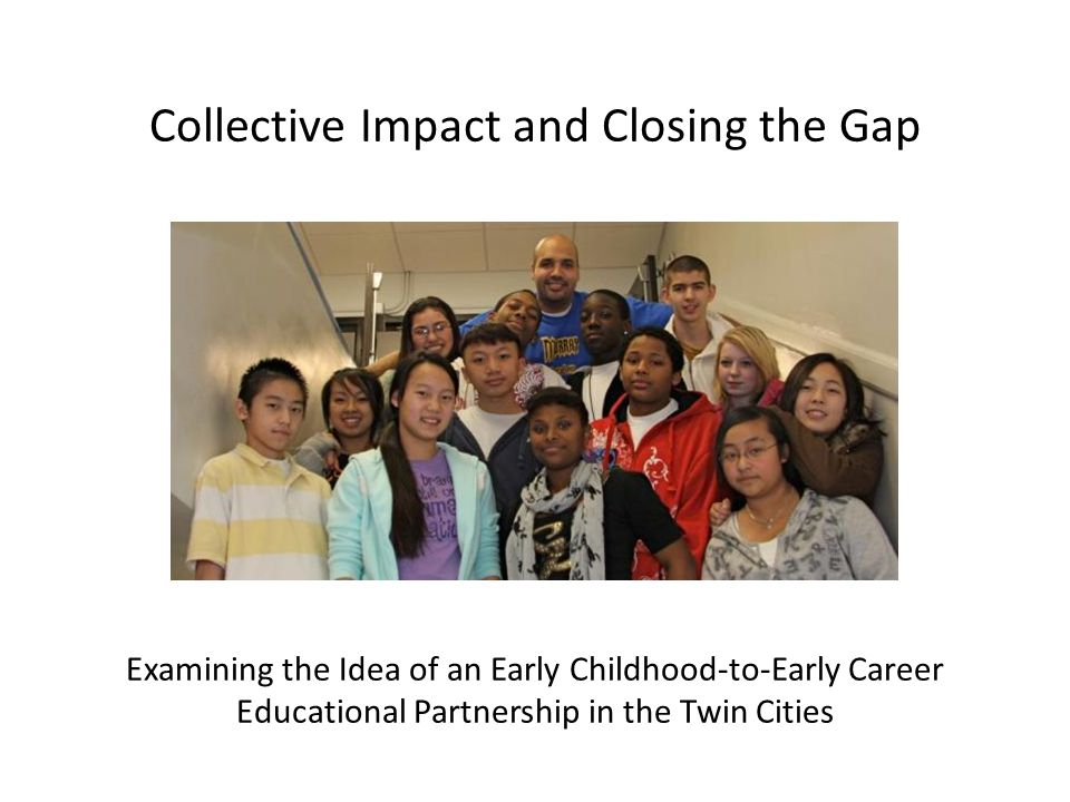 Community Corporate Post-secondary Media Civic Faith Nonprofit K-12 Parents/Family Early Childhood Philanthropic Students The partnership puts the puzzle together