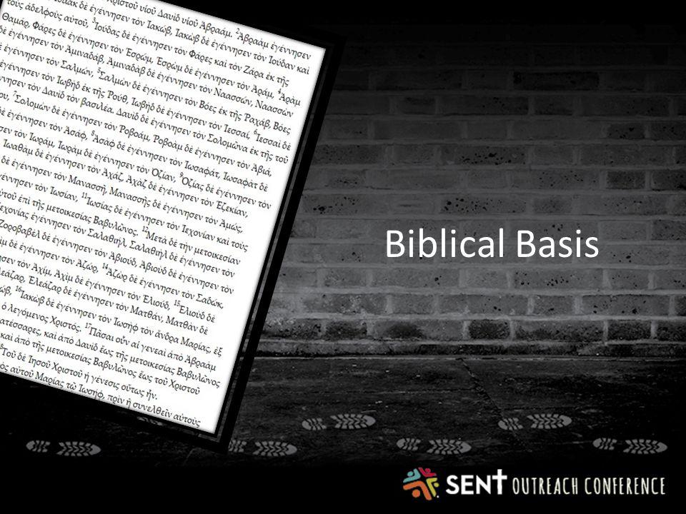 Biblical Basis