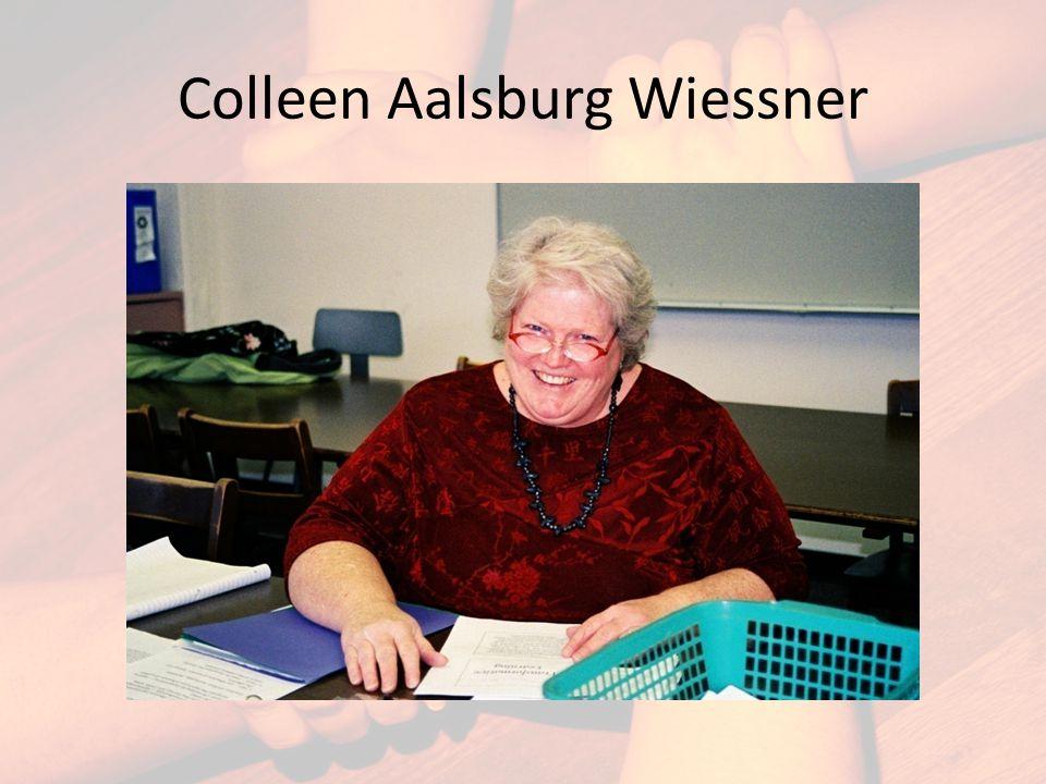 Colleen Aalsburg Wiessner